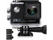 43% off Gizcam GZ10 Plus Action Camera 2K 1080P 16MP Sony Sensor