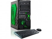 $100 off CybertronPC Borg-Q Gaming Desktop - AMD FX, 8GB, 1TB