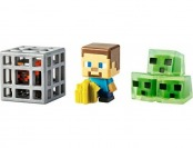 82% off Minecraft Mini Figure 3-Pack