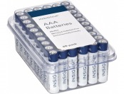44% off Insignia AAA Batteries (60-pack) - White / Blue