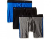 73% off U.S. POLO ASSN. Men's Stretch Boxer Briefs (Pack of 3)