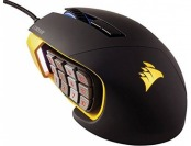 25% off Corsair Gaming SCIMITAR RGB MOBA/MMO Gaming Mouse