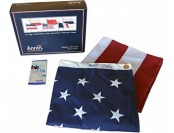 54% off American Flag 4'x6' Tough-Tex, Made in USA