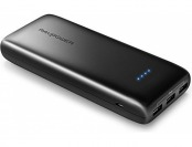 75% off RAVPower 22000mAh Portable Charger 5.8A 3-Port USB