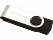 83% off Wintec FileMate Swivel 32GB USB Flash Drive