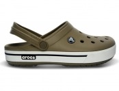 73% off Crocs Men's Crocband II.5 Clog, Brown