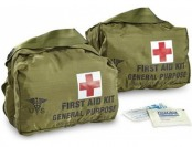 79% off U.S. Military Issue First Aid Pouches, 2 Packs