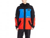 72% off neff Men's Trifecta 2 Mens Jacket