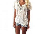 78% off Creazy Women Summer Vest Top Short Sleeve Shirt