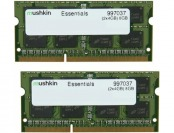70% off Mushkin Enhanced 8GB (2 x 4GB) DDR3 Laptop Memory