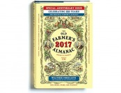 50% off Old Farmer's Almanac 2017: Anniversary Edition (Hardcover)