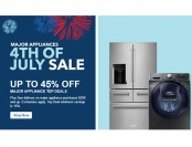 Best Buy July 4th Sale - Up to 45% off Major Appliances