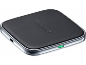 68% off Samsung Mini Qi Wireless Charging Pad - Black