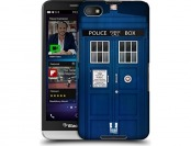 82% off Police Box Telephone Booth Case Cover for BlackBerry Z30