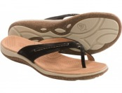 67% off Acorn C2G Lite Women's Leather Thong Sandals