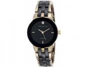 50% off Anne Klein Women's Diamond Dial Ceramic Watch