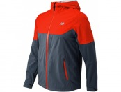 68% off New Balance AMJ53310TFL Men's Cosmo Proof Jacket