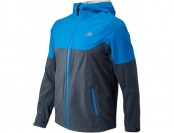 68% off New Balance AMJ53310TBL Men's Cosmo Proof Jacket