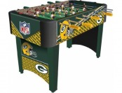 82% off NFL Green Bay Packers Foosball Table