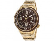 88% off Swiss Legend Neptune Force Gold-Tone Watch