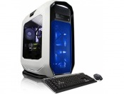 $400 off CybertronPC Thallium Z170 Gaming Desktop - Liquid-Cooled i7