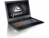 "$548 off CybertronPC Vapor 15 SK-X2 15.6"" Gaming Laptop"
