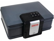 $78 off First Alert Waterproof Fire Chest w/ Digital Lock 2601DF