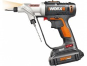 20% off Worx 20-Volt Lithium-Ion 1/4 in. Cordless Drill/Driver