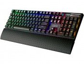$60 off Azio RGB Backlit Mechanical Gaming Keyboard (MGK1-RGB)