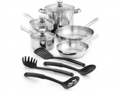 75% off Tools of the Trade Stainless Steel 12-Pc. Cookware Set