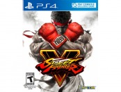 50% off Street Fighter V - Playstation 4