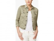 49% off Calvin Klein Jeans Green Wash Denim Jacket