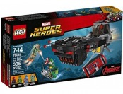20% off LEGO Super Heroes Iron Skull Sub Attack 76048