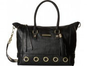 68% off Steve Madden BSocial Shopper Black Handbag