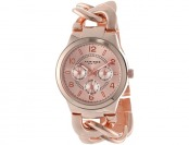$450 off Akribos AK531RG Twist Multifunction Women's Watch