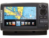 $270 off Lowrance Elite-7 HDI Gold Combo