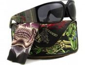 81% off Christian Audigier 407 Sunglasses