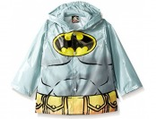 82% off Little Boys' Batman Slicker with Hood and Cape