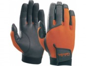 75% off Cabela's Men's Mesh-Back Shooting Gloves - Burnt Orange