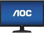 "$70 off AOC 24"" Full HD LED Monitor, Model E2429SWHE"