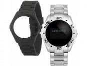 87% off Armitron Men's Smart Watch Interchangeable Watch Set