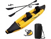 47% off Nomad 2-Person Inflatable Kayak, Bright Gold