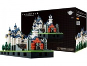 45% off Nanoblocks Deluxe Neuschwanstein Castle