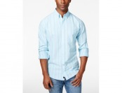 70% off Club Room Men's Striped Long-Sleeve Shirt