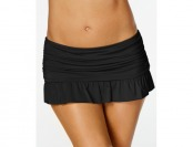 63% off Kenneth Cole Reaction Ruffled Mini Swim Skirt