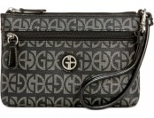 51% off Giani Bernini Block Signature Wristlet