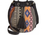 66% off American Rag Jacquard Bucket Bag