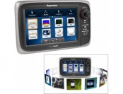 $1,050 off Raymarine e7 Network Multifunction Display