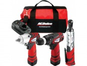 $200 off AC Delco 12V 3-in-1 Cordless Combo Kit