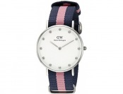 62% off Daniel Wellington Women's 0962DW Quartz Multi-Color Watch